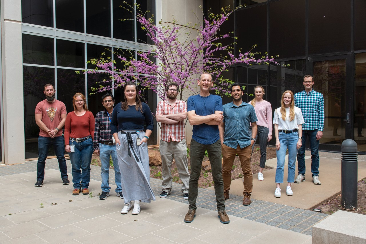 miller lab photo 2021